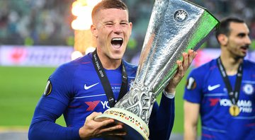 Ross Barkley é o novo reforço do Aston Villa - Getty Images
