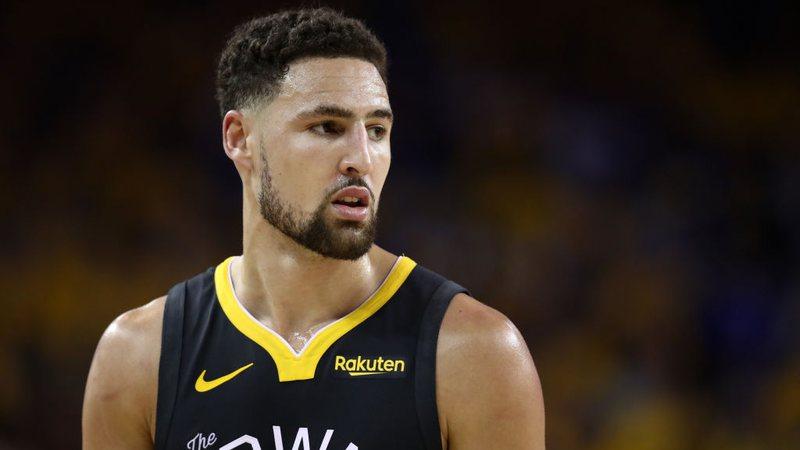Sportbuzz · NBA: Klay Thompson sofre ruptura no tendão e está fora da  temporada 2020/21
