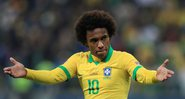 Willian, atacante do Arsenal - GettyImages