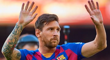 Lional Messi - Getty Images