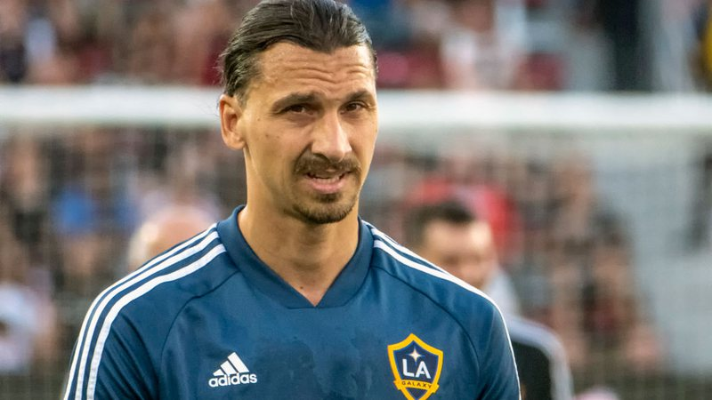 Ibrahimovic se despediu do LA Galaxy