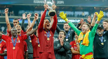 Liverpool vence a Supercopa (Crédito: Getty Images)