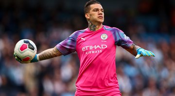 Ederson - Getty Images