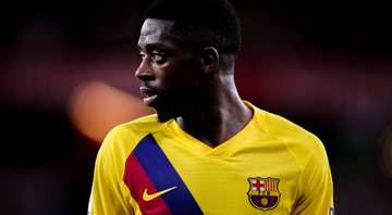 Dembélé (Crédito: Getty Images)