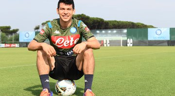 None - Hirving Lozano (Crédito: Getty Images)