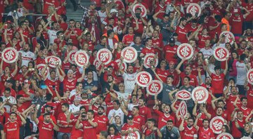 Torcida do Internacional - GettyImages