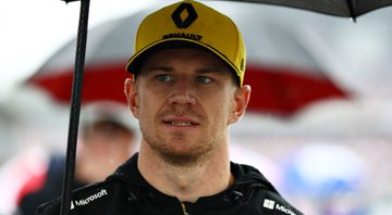 Hulkenberg (Crédito: Getty Images)