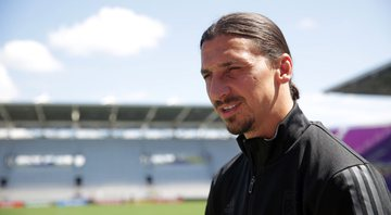 Ibra criticou CR7 - GettyImages