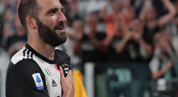Mercado da Bola: proprietário do Inter Miami posa ao lado de Higuaín - GettyImages