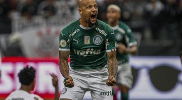 Felipe Melo (Crédito: Getty Images)