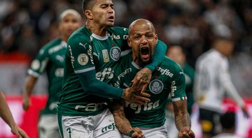 Felipe Melo está fora do clássico - GettyImages