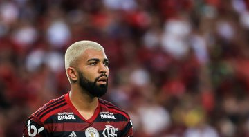 Gabigol segue com o futuro indefinido no futebol! - GettyImages