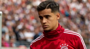 Coutinho segue emprestado para o Bayern de Munique - GettyImages