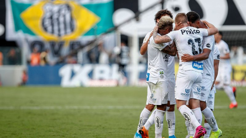 Dupla do Santos entra na mira da China