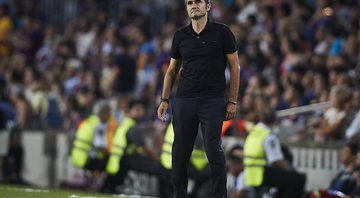 Ernesto Valverde (Crédito: Getty Images)