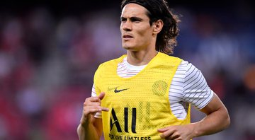 Cavani está na mira de gigantes europeus - Getty Images