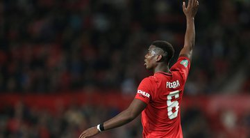 Pogba quer deixar Manchester United - GettyImages