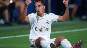 Lucas Vázquez, atacante do Real Madrid - GettyImages