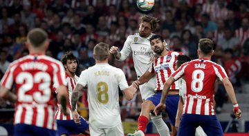 Real Madrid x Atlético Madrid - Getty Images
