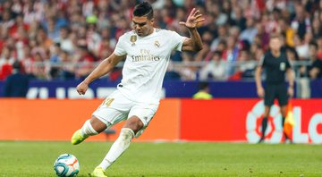 Casemiro - Getty Images