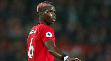 Paul Pogba pode ser vendido para o Real Madrid - GettyImages