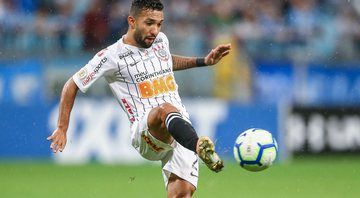 Clayson pode estar de saída do Corinthians - GettyImages