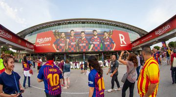 Camp Nou - Getty Images