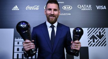 Messi - Getty Images