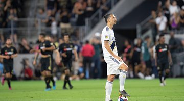 Ibrahimovic fala sobre o seu futuro na MLS - Getty Images