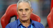 Tite comenta empate do Brasil no amistoso com Senegal - Getty Images