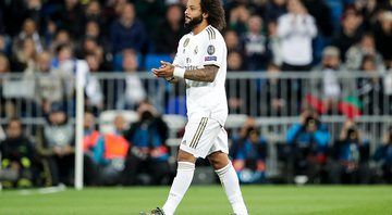 Marcelo comemora 13 anos de Real Madrid - GettyImages