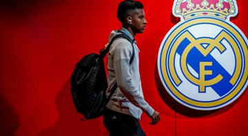 Rodrygo vive ótima fase no Real Madrid - GettyImages