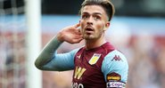 Jack Grealish renova com o Aston Villa - Getty Images