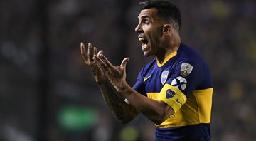 Tevez segue no Boca Juniors - GettyImages