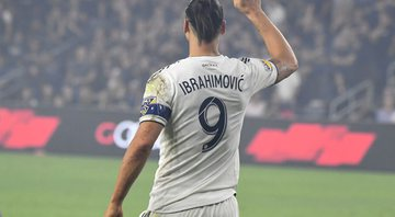 Ibrahimovic, ex-jogador do LA Galaxy - GettyImages