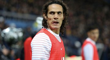 Cavani é do Manchester United - GettyImages