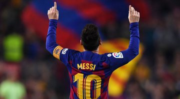 "Messi foi ""o cara"" da partida com lances decisivos - Getty Images"