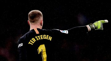 Ter Stegen, goleiro do Barcelona - GettyImages