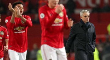 Mourinho perde na volta ao Old Trafford - Getty Images