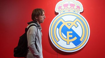 Modric está no Real Madrid desde 2012 - Getty Images