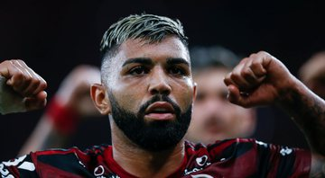 Gabigol analisa começo de temporada com a camisa do Flamengo! - GettyImages