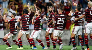 """FlumiFogo da Gama"": ESPN monta time ideal para encarar a hegemonia do Flamengo - GettyImages"