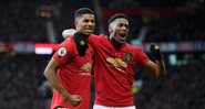 Na Premier League, Martial é o autor de 10 gols - Getty Images