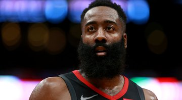 James Harden crava vencedor da atual temporada da NBA - GettyImages