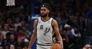 Patty Mills, armador do San Antonio Spurs - GettyImages
