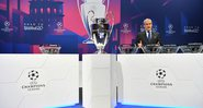 Taça da Uefa Champions League - GettyImages
