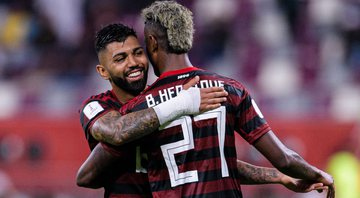 Gabigol, Bruno Henrique e Arrascaeta lideraram o ranking do jornal - GettyImages