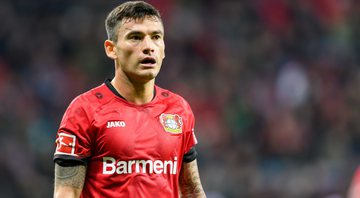 Chileno está no Bayer Leverkusen desde 2016 - GettyImages