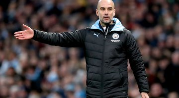 Gigante europeu quer tirar Guardiola do Manchester City, diz site - GettyImages