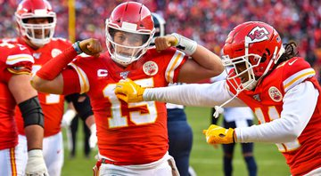 Kansas City foi o campeão do Super Bowl! - GettyImages
